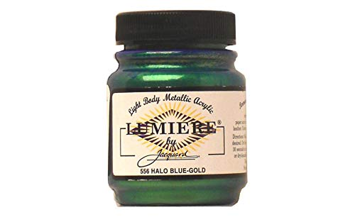 Lumiere 2.25Oz #556 Halo Blue ()
