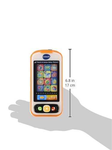 Large Product Image of VTech Touch & Swipe Baby Phone