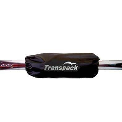 Transpack Binding Cover in Black