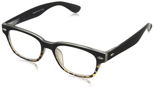 Peepers Rainbow Bright Retro Reading Glasses, Black/Tortoise, 3 (Most 2016 Popular Eyewear)