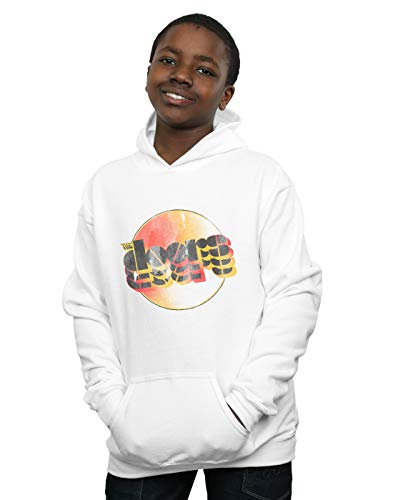 Doors Capuche Logo The Blanc Sweat Sunset Garçon À fqvd1Pw