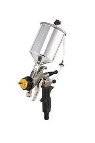 (Apollo Sprayers A7700GT-600 Atomizer Turbine Spray Gun + 600cc Gravity Feed)