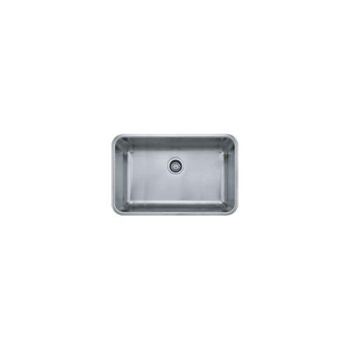 Franke GDX11028 Large single bowl stainless steel kitchen sink