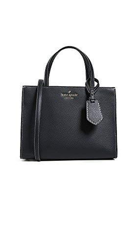 Kate Spade New York Women's Thompson Street Sam Tote Bag, Black, One Size