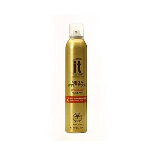 Freeze It, Mega Freeze Hair Spray, 10 Oz. (Freeze It Spray compare prices)