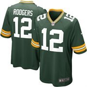 Aaron Rodgers Green Bay Packers Green Nike Jersey Size - Rodgers Jersey