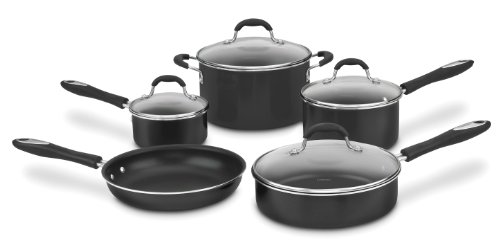 Cuisinart 55 9BK Advantage Nonstick Cookware