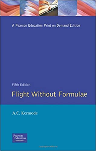 Book Flight Without Formulae: How and Why an Aeroplane Flies Explained in Simple Language