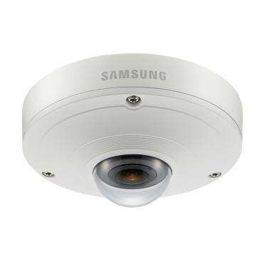 Network Vandal Fisheye Dome Camera, (Samsung 5 Mp Camera)