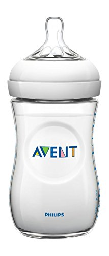 Avent Natural 9-oz. Bottle by Philips AVENT   B00HDM42T8