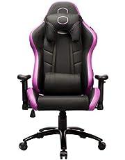 Cooler Master CMI-GCR2-2019 Caliber R2 Gaming Chair, Purple
