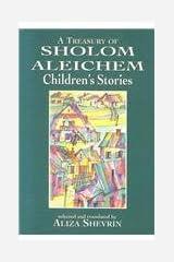 A Treasury of Sholom Aleichem Children's Stories Paperback