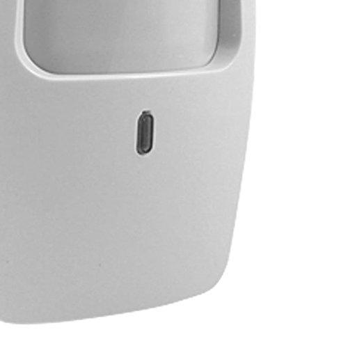 Doble Infrarrojo Microondas Digital Detector Movimiento PIR Alarma DT-7225: Amazon.es: Bricolaje y herramientas