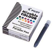 Pilot mischbaren Farben für Pilot Stift Parallel Pen, farbig sortiert