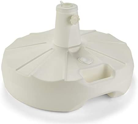 Patio Living Concepts 70 lb. Free Umbrella Stand 00321 White