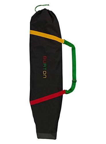 Burton Cinch Sack Snowboard Bag, Rasta, - Burton Sack Space