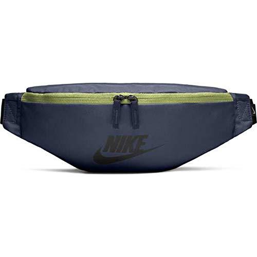 Nike Heritage Hip Pack Bag, Monsoon/Black, One Size