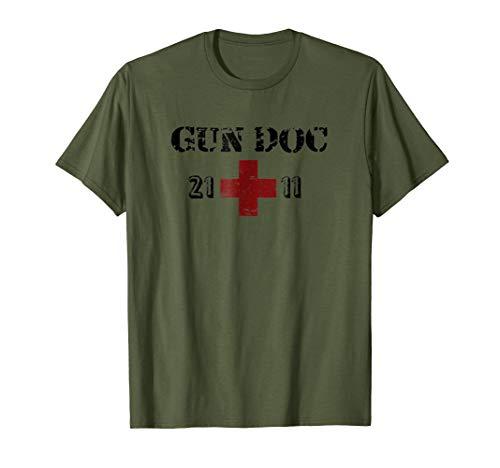 Gun Doc shirt for Armorer and Gun Smiths 2111, 91F