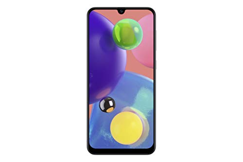 Samsung Galaxy A70s (White, 8GB RAM, 128GB Storage) with No Cost EMI/Additional Exchange Offers