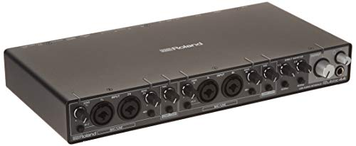 Roland Rubix 44 USB Audio Interface 4 in/4 out, 4-in/4-out (RUBIX44) from Roland