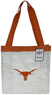 Small NCAA Texas Longhorns Foley Polyester Handbag