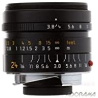 Leica 24mm f/3.8 Elmar-M ASPH Wide Angle Lens for M System - USA, Demo / Open Box