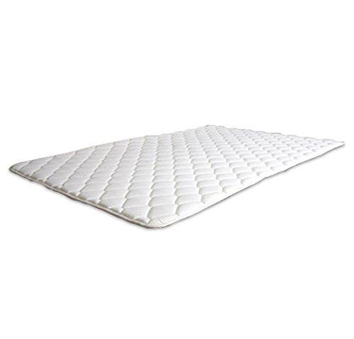 洗えるマットレス ベッドパッド ピロートップ 『エアーピロートップ シングル』 日本製 ノーブランド 0700026 B00Y85URVU