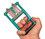 Sammons Preston Finger Exercisers Finger Helper, Teal - Model 5247