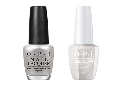 Kyoto Pearl Nail Lacquer + Gel New Bottle L03
