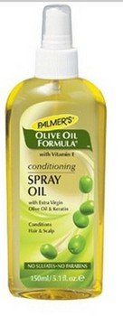 Palmers Olive Oil Formula Conditioning Spray Oil 5.1 Ounce ()