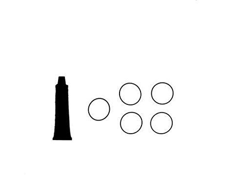 Cylinder Head Cover Reinz 15-76741-02 Gasket Set