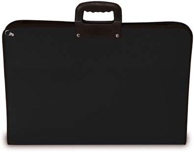 Artcare 15223310 - Maletín, 46,5 x 3 x 35,5 cm, tamaño A3, Material sintético, Color Negro