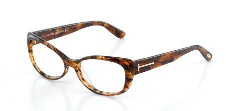 Tom Ford FT5263 Eyeglasses Color 052 (Tom Ford Round Eye Glasses)