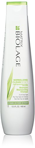 Clean Shampoo (Matrix Biolage Normal Clean Reset Shampoo, 13.5 Fluid Ounce)