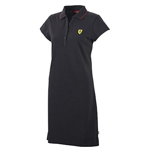 ferrari-black-ladies-race-dress-x-large