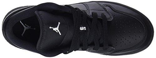 006 Low Air 1 Bambini Black – black Sneaker Jordan gs Unisex Nero Nike white Wtd8xUO6nO