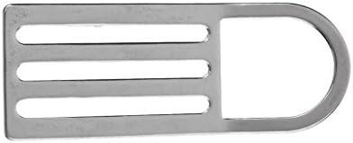 シュノーケリング ウエイトベルト ウェイトキーパー Dリング ウエイトキーパー ステンレス鋼