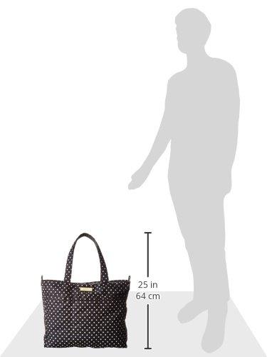 Ju-Ju-Be Legacy Super Be color negro Bolsa de maternidad