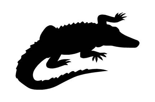 割引価格 Alligator Crocodile Lizardデカールステッカー for、Die Cut Vinyl Decal for Windows – Crocodile、車、トラック、ツールボックス、ノートパソコン、Macbook – ほぼすべてハード、滑らかな表面 B012UZAZLQ, 桜井蒟蒻店:ec3f9d1a --- a0267596.xsph.ru