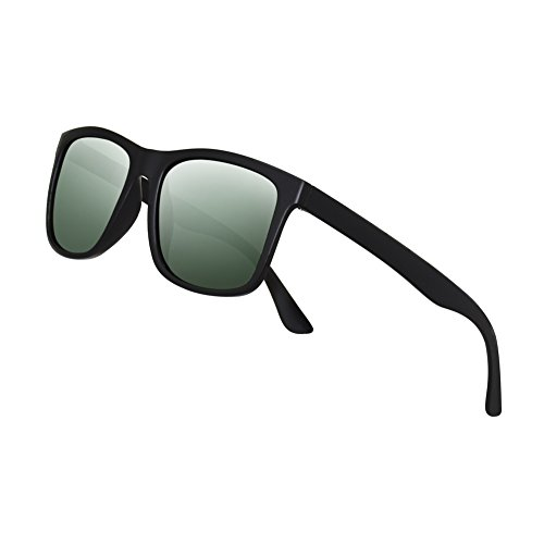 - Polarized Sunglasses for Men TR90 Unbreakable Mens Sunglasses Driving Sun Glasses For Men/Women