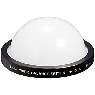 Accessories White for Kenko Camera Balance Setter Box 62mm WBSB62