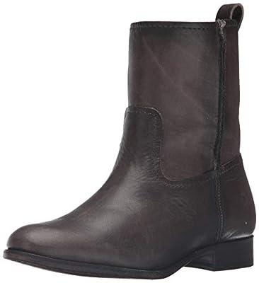 FRYE Women's Cara Short Leather Boot