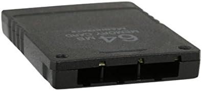 Kingwin alto rendimiento real 64 MB tarjeta de memoria PS2 ...