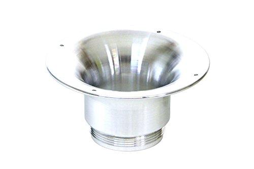 Yoshimura aluminum funnel ?28 total length 35mm TMR-MJN / TMR28, YD-MJN28 799-028-3501 by Yoshimura Japan (Image #3)