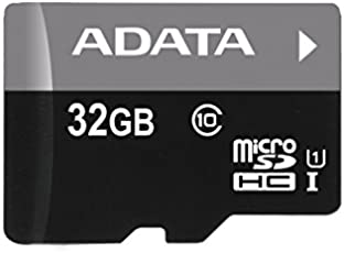 ADATA Premier microSDHC/SDXC Class10 Tarjeta de memoria con adaptador de 32GB