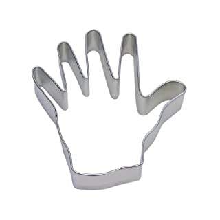 """R&M Left Hand 4"""" Cookie Cutter in Durable, Economical, Tinplated Steel"""