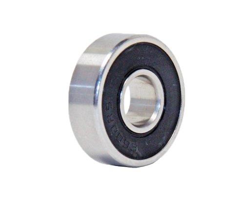 Si3n4 Ceramic Abec 7 Bearings (Si3N4 Hybrid Ceramic Ball Skate Bearing, 8x22x7 mm, Stainless, ABEC-5, C3 Clearance,)