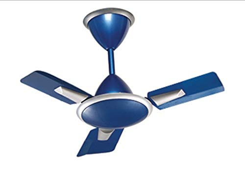 RALLIFAN 600 MM Blossom 380 RPM Ceiling Fan  Midnight Blue