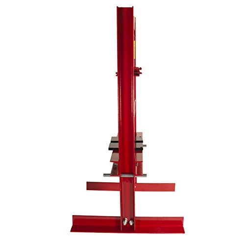 Dragway Tools 6-Ton Hydraulic Shop Floor Press with Press Plates and H Frame is Ideal for Gears and Bearings by Dragway Tools (Image #6)
