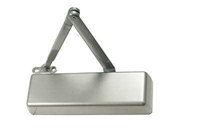 LCN 4011RH 4011 689 Regular Aluminum Closer with Thru Bolts, Right Hand